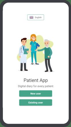 Cankado_patient _app_login_covid-19